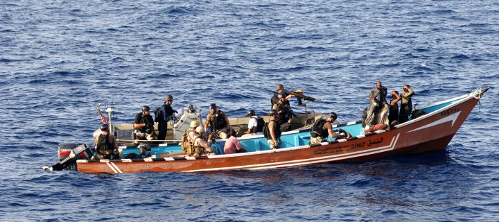 Crew remain safe and secure during Somalian pirate hijack