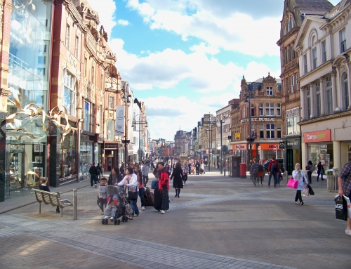 'Ring of Steel' planned for Leeds City Centre